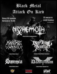 Black+Metal+Attack+On+Kiev