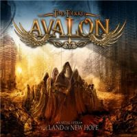 Timo+Tolkki%3Bs+Avalon+ - The+Land+of+New+Hope (2013)