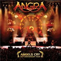 Angra++++ - Angels+Cry.+20th+Anniversary+Tour (2013)