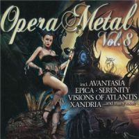 VA+++ - Opera+Metal+Vol.+8 (2013)