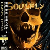 Soulfly++++ - Savages+%5BJapanese+Edition%5D (2013)