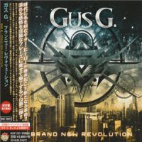 Gus+G.+++ - Brand+New+Revolution+%5BJapanese+Edition%5D (2015)