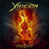 Xandria++++ - Fire+%26+Ashes+%5BEP%5D (2015)