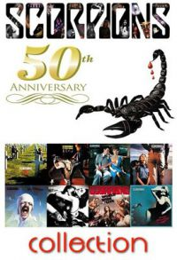 Scorpions++++ - 50th+Anniversary+Deluxe+Collection (2015)
