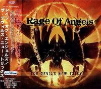 Rage+Of+Angels++++ - The+Devil%27s+New+Tricks+%5BJapanese+Edition%5D (2016)