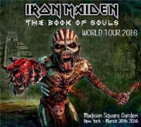 Iron+Maiden+++ - Live+from+Madison+Square+Garden (2016)