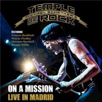 Michael+Schenker%E2%80%99s+Temple+Of+Rock+++++ - On+A+Mission%3A+Live+In+Madrid (2016)