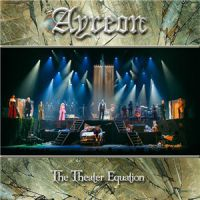 Ayreon+++++++++ - The+Theater+Equation (2016)