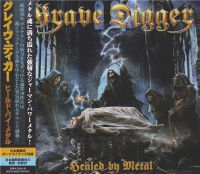 Grave+Digger - Healed+By+Metal+%5BJapanese+Edition%5D (2017)