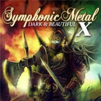 VA - Symphonic+Metal+-+Dark+%26+Beautiful.+Vol.X (2016)