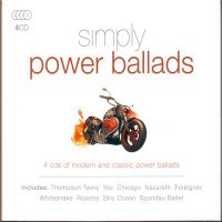 VA - Simply+Power+Ballads (2016)
