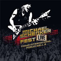 Michael+Schenker - Fest+-+Live+Tokyo+International+Forum+Hall+A (2017)