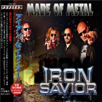 Iron+Savior - Made+Of+Metal (2017)