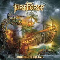 Fireforce - Annihilate+the+Evil (2017)