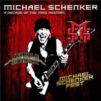 Michael+Schenker+ - A+Decade+of+the+Mad+Axeman+ (2018)