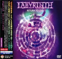 Labyrinth+ - Return+to+Live+%5BJapanese+Edition%5D+ (2018)