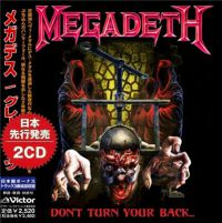 Megadeth+ - Don%27t+Turn+Your+Back%E2%80%A6+ (2018)