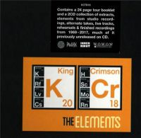 King+Crimson+ - The+Elements (2018)