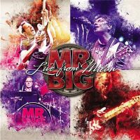 Mr.+Big+ - Live+from+Milan (2018)
