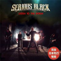 Serious+Black+ - Listen+To+The+Storm (2017)