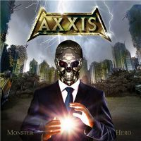 Axxis - Monster+Hero+ (2018)