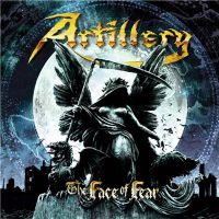 Artillery+ - The+Face+of+Fear+ (2018)