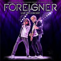 Foreigner+ - Live+in+Concert+ (2019)