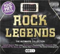 VA - Rock+Legends%3A+The+Ultimate+Collection+ (2018)