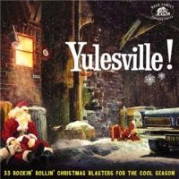 VA - Yulesville%21+33+Rockin%27+Rollin%27+Christmas+Blasters+For+The+Cool+Season+ (2019)