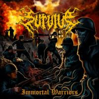 Survive+ - Immortal+Warriors (2019)